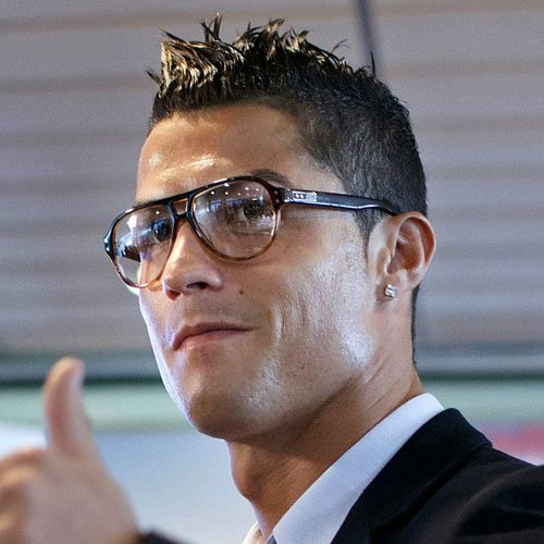 Cristiano Ronaldo Haircut Men S Haircuts Hairstyles 2017