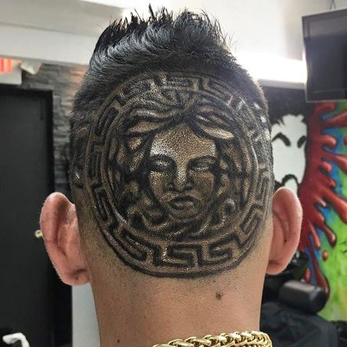 Designs in Hair for Guys
