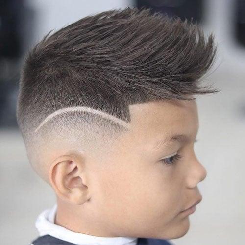 Black Boy Fade Haircuts 2020 89