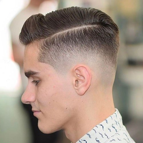 35 Best Comb Over Fade Haircuts 2020 Guide