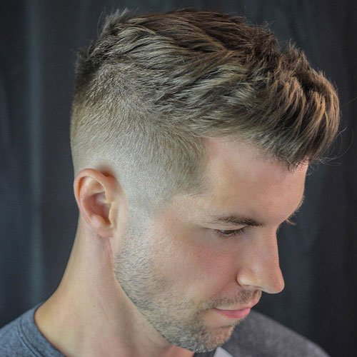 Tape Up Haircut Men S Haircuts Hairstyles 2018