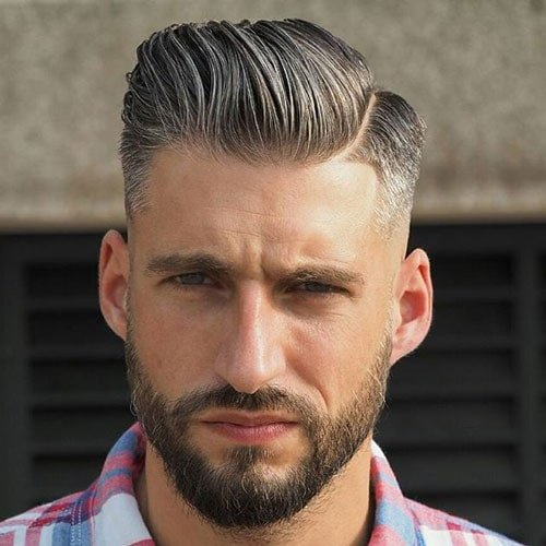 Comb Over Fade Haircut 2017 Men S Haircuts Hairstyles 2017
