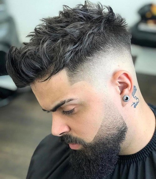 Top 101 Men\'s Haircuts + Hairstyles For Men (2019 Guide)