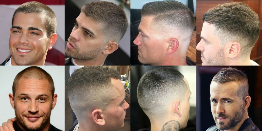 Military Haircuts For Men 2018 Mens Haircuts Hairstyles 2018