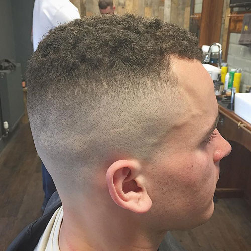 Military Haircuts For Men 2018 Men S Haircuts