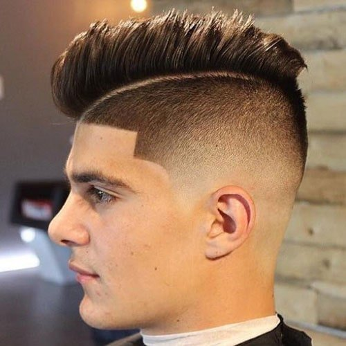 Comb Over Fade Haircut 2018 Men S Haircuts Hairstyles 2018