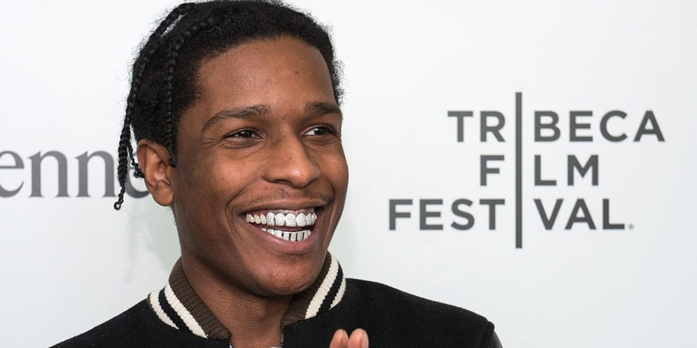 asap rocky braids mens haircuts hairstyles 2018