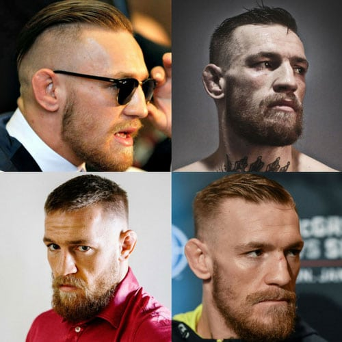 Best Conor McGregor Hair