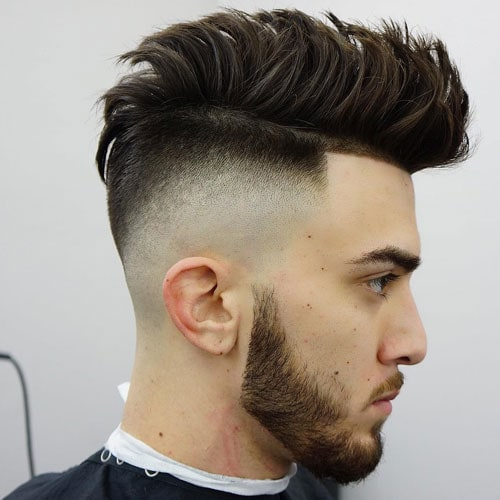 Top 35 Popular Men S Haircuts Hairstyles For Men 2019: Top 25 Edgy Men's Haircuts (2019 Guide