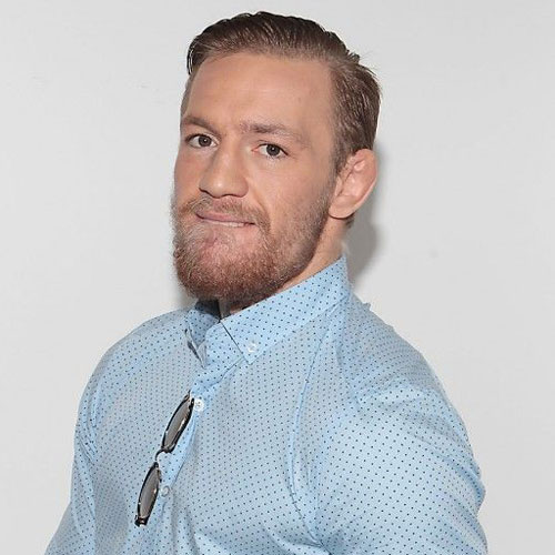Conor Mcgregor Haircut Men S Haircuts Hairstyles 2017