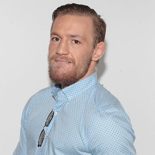 Conor McGregor Hair - Tapered Sides + Long Comb Over