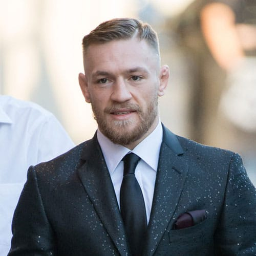 Conor Mcgregor Haircut Men S Haircuts Hairstyles 2018