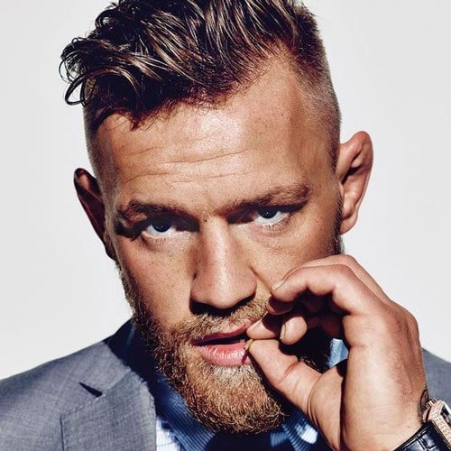 Conor Mcgregor Haircut 2018 Men S Haircuts Hairstyles 2018