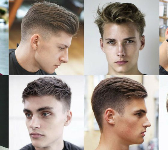 Cool Teen Boy Hairstyles