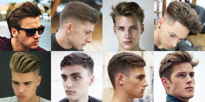 Cool Teen Boy Hairstyles