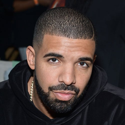 Drake Hair - Low Skin Fade + Beard