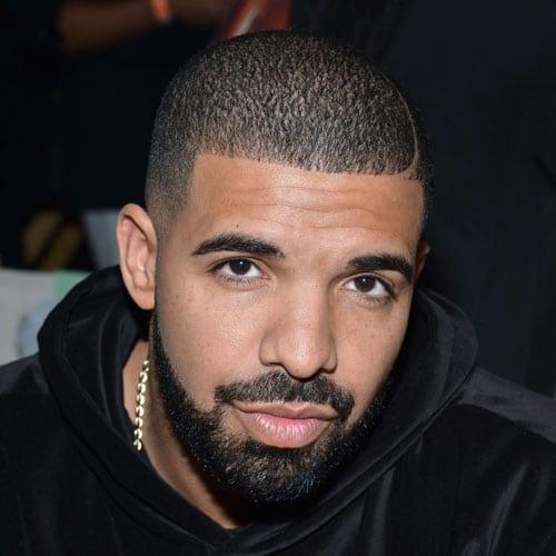 Drake Hair - Low Skin Fade + Beard