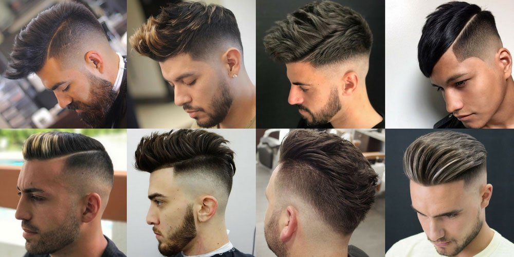 Hairstyle for men images