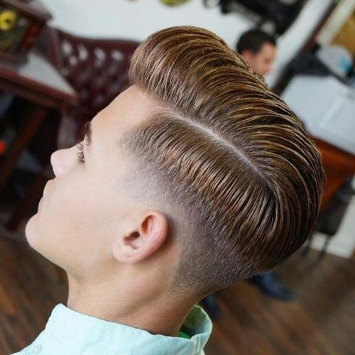 35 Best Teen Boy Haircuts Hairstyles For Teenage Guys