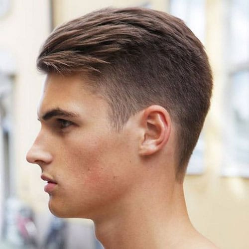 Teen Boy Haircuts Hairstyles For Teenage Guys 2018 Men
