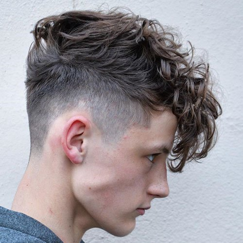 Teen Boy Haircuts Hairstyles For Teenage Guys Men S