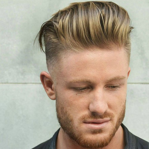 Medium Length Hairstyles Men Haircuts
