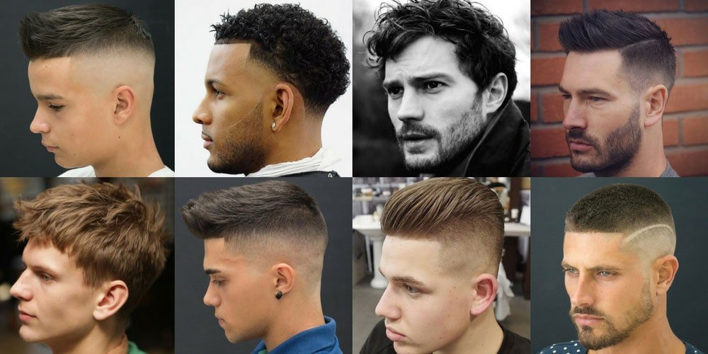 Low Maintenance Haircuts For Men Mens Haircuts Hairstyles 2018