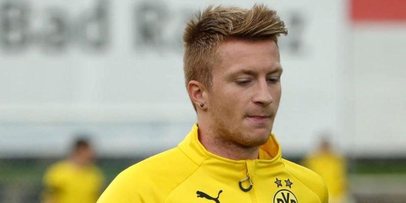 Marco Reus Haircut Styles