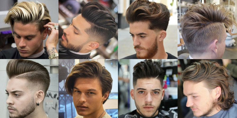 25 Medium Length Hairstyles For Men 2018 Men S Haircuts