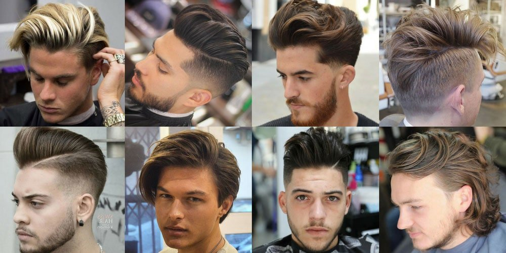 Medium Length Hairstyles For Men 2018 Men S Haircuts