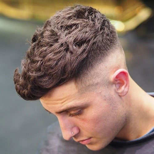 Shaved Sides Hairstyles For Men 2018 Men S Haircuts