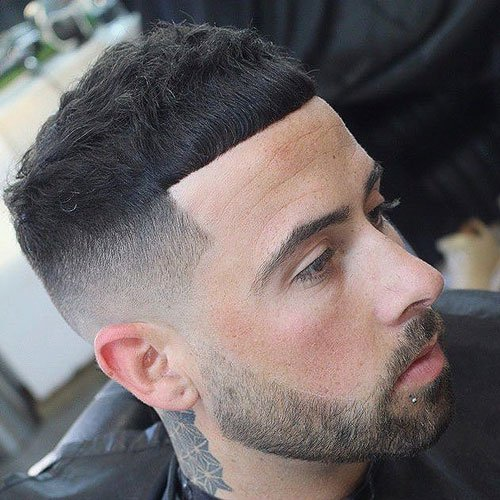 Razor Fade Haircut Men S Haircuts Hairstyles 2018