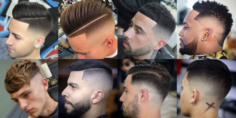 Razor Fade Haircuts