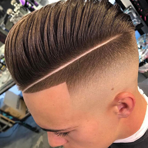 Razor Fade Haircut Men S Haircuts Hairstyles 2017
