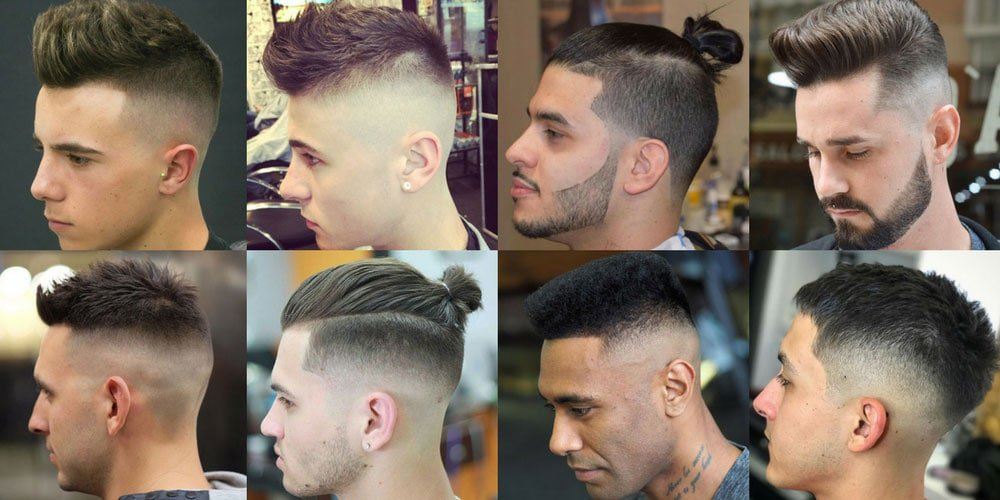 Shaved Sides Hairstyles For Men 2018 Mens Haircuts Hairstyles 2018
