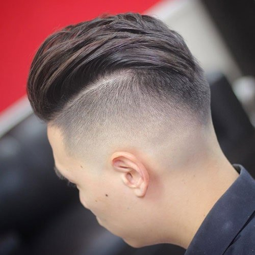 Wondrous 25 Cool Shaved Sides Hairstyles Haircuts For Men 2020 Update Schematic Wiring Diagrams Phreekkolirunnerswayorg