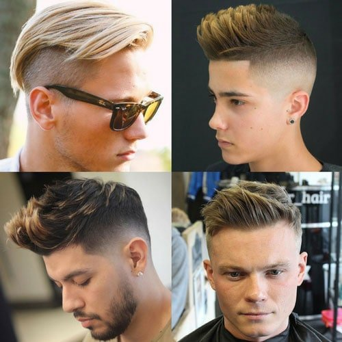 Teen Haircuts For Guys