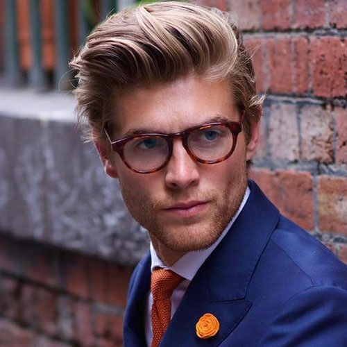 25 Medium Length Hairstyles For Men 2019