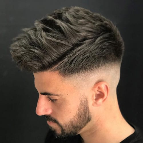 Edgy Men S Haircuts Men S Haircuts Hairstyles 2017