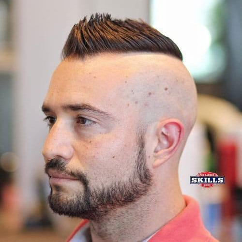 25 Cool Shaved Sides Hairstyles Haircuts For Men 2020 Update