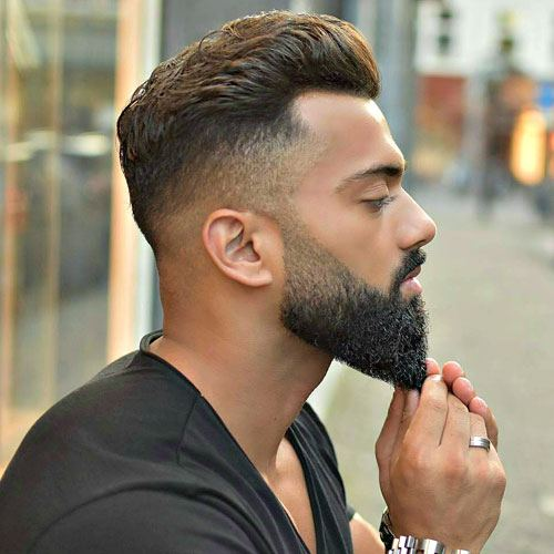 25 Cool Beards And Hairstyles For Men 2019 Mens Haircuts