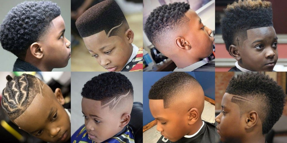 25 Best Black Boys Haircuts 2018 Guide