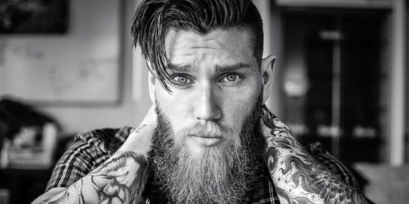 Cool Beards and Hairstyles For Men