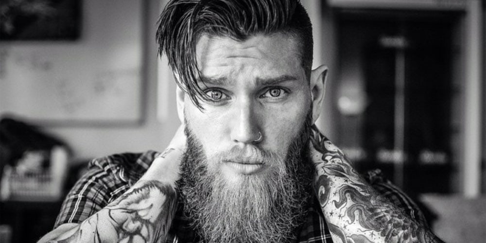 Men Hairstyles: 25 Cool Beards And Hairstyles For Men 2019