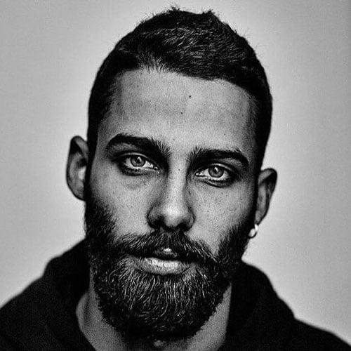 Crew Cut + Beard