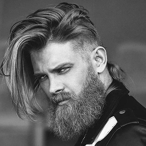 Cool Beards And Hairstyles For Men Men S Haircuts Hairstyles 2017