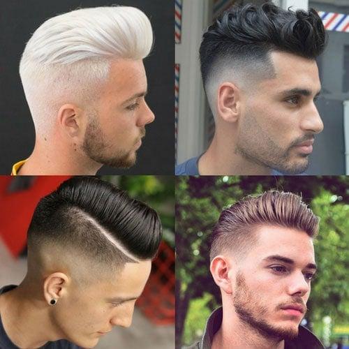 Cortes de pelo con estilo para los hombres