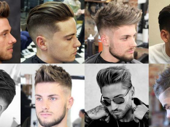 Stylish Men's Haircuts