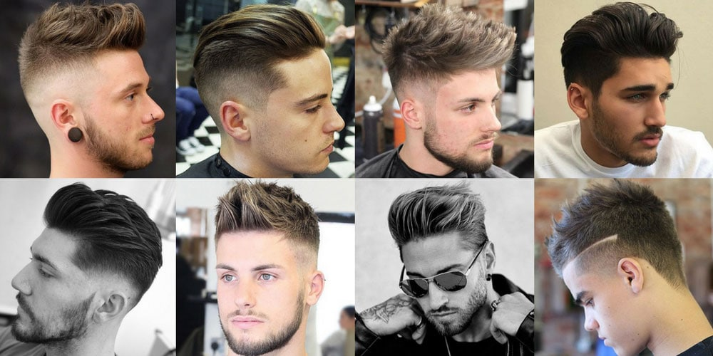 25 Stylish Men S Haircuts 2018 Guide