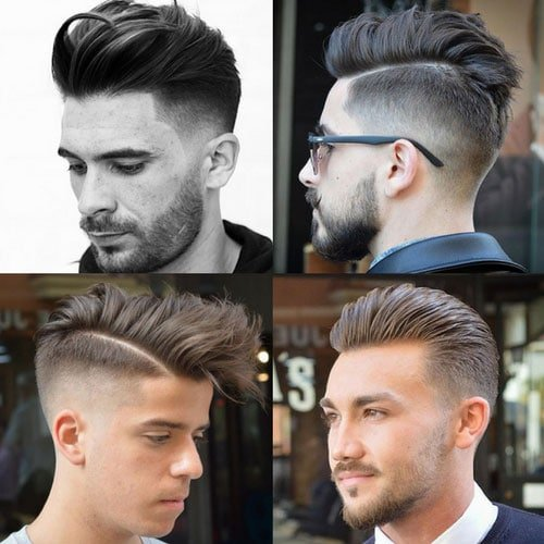 Stylish Men's Hairstyles